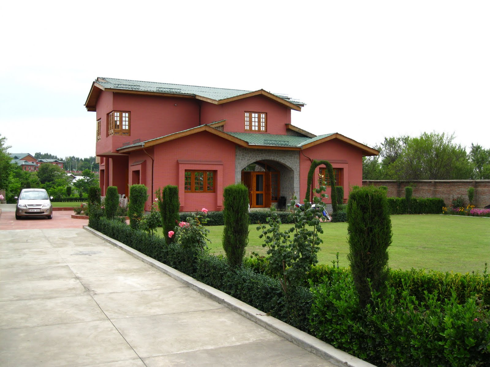 Kashmir New Cute Houses
