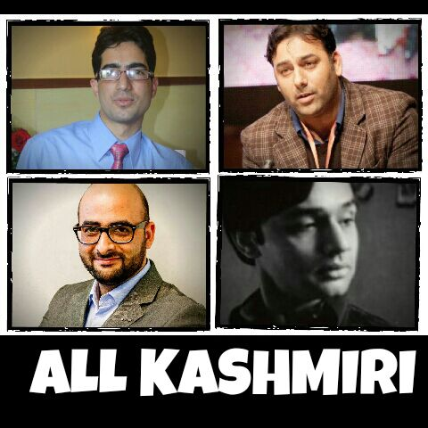 Kashmiri educated people