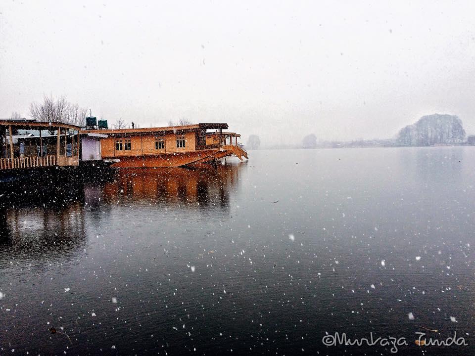chilai kalan snow