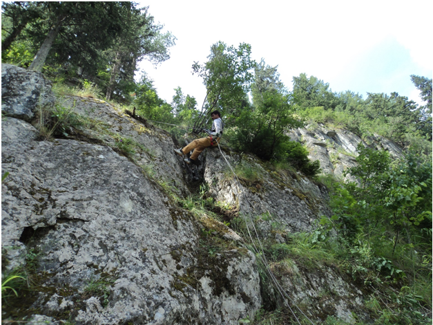 Rock Climbing gurez