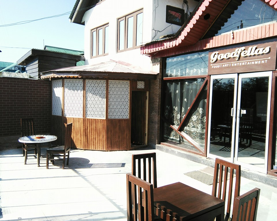 goodfellas cafe srinagar
