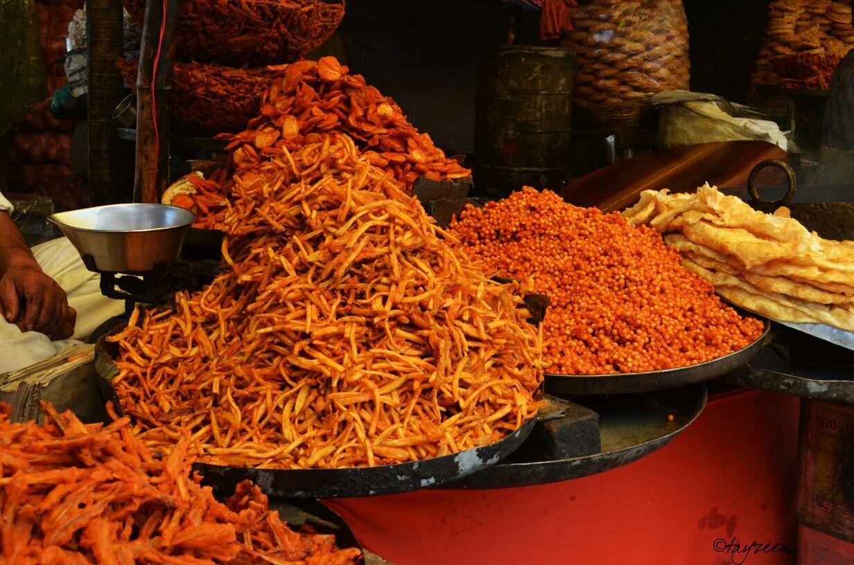 Street Food kashmir