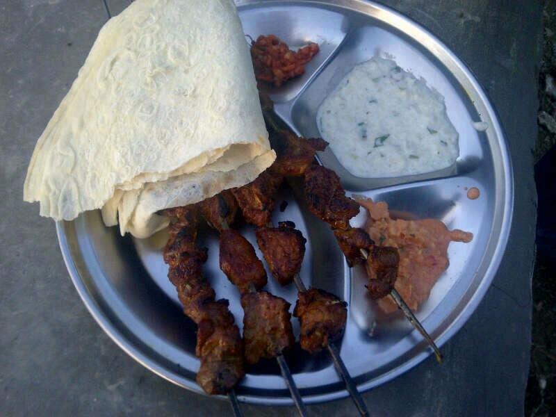 Barbeque (Tujje) Kashmir