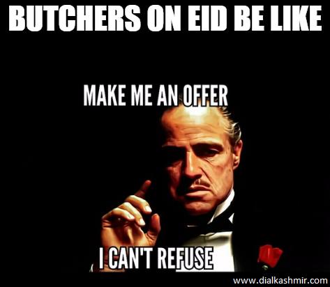 butcher-eid-kashmir-funny-meme